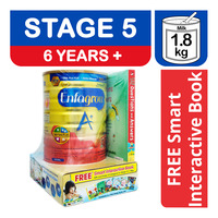Enfagrow A+ Growing Up Milk Formula - Stage 5 + Free Book