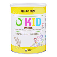 Bio Green Oatmilk Powder - O' Kid