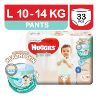 Huggies Platinum Pants - L (10 - 14kg)
