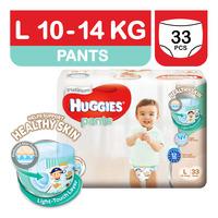 Huggies Platinum Diaper Pants - L (10 - 14kg)