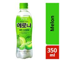 Binggrae Sparkling Bottle Drink - Melona Jeju