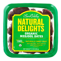 Bard Valley Natural Delights Organic Dates -  Medjool