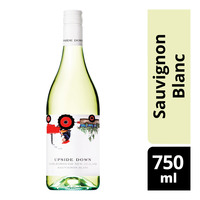 Upside Down White Wine - Sauvignon Blanc