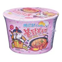 Samyang Hot Chicken Instant Ramen - Carbo (Bowl)