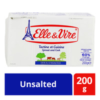 Elle & Vire Block Butter - Unsalted