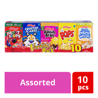 Kellogg's Cereal - Assorted
