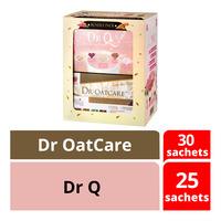 Health Domain Dr OatCare + Dr Q Bundle Pack