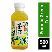 Cha Pai Fruit Tea Bottle Drink - Pomelo Green Tea