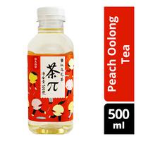 Cha Pai Fruit Tea Bottle Drink - Peach Oolong Tea