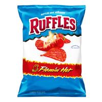 Ruffles Potato Chips - Flamin' Hot