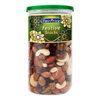 FairPrice Festive Snacks - Natural Fruits & Nuts