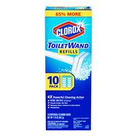 Clorox ToiletWand Refills 10s