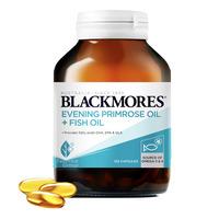 Blackmores Supplement- Evening Primrose Oil + Fish Oil