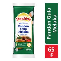 Sunshine Cream Bun - Pandan Gula Melaka