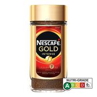 Nescafe Instant Soluble Coffee Jar - Gold Intense