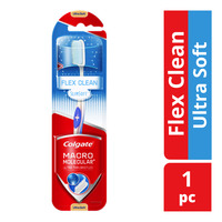 Colgate Slim Soft Flex Clean Toothbrush - Regular