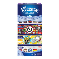 Kleenex Facial Tissue Box - Disney 2 (3ply)