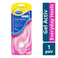 Scholl Gel Activ Insoles - Everyday Heels