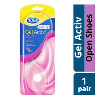 Scholl Gel Activ Insoles - Open Shoes