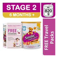 Abbott Similac Total Comfort Follow On Milk Formula - Stage 2