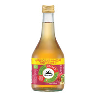 Alce Nero Organic Apple Vinegar - Raw Unfiltered