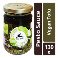 Alce Nero Organic Pesto Sauce - Vegan Tofu