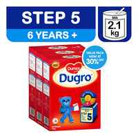 Dumex Dugro Growing Up Milk Formula - Step 5