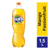 Fanta Bottle Drink - Mango Passionfruit