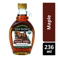 Great Northern Organic Syrup - Maple