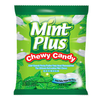 Mint Plus Chewy Candy - Original Mint