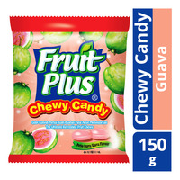 Fruit Plus Chewy Candy - Guava