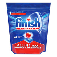 Finish All in 1 Max Dishwasher Tablets - Regular