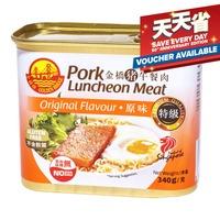 Golden Bridge Pork Luncheon Meat - Original