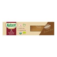 Naturel Organic 100% Brown Rice Pasta - Spaghetti