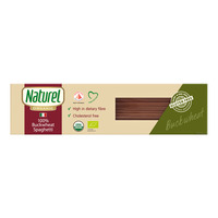 Naturel Organic 100% Buckwheat Pasta - Spaghetti