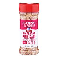 McCormick Seasoning - Himalayan Pink Salt, Black Pepper & Garlic