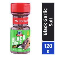 McCormick Seasoning - Black Garlic Salt