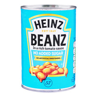 Heinz Beanz Baked Beans - No Added Sugar