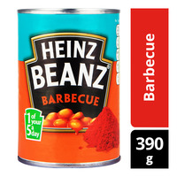 Heinz Beanz Baked Beans - Barbecue