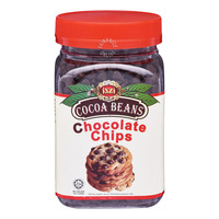 Izzi Cocoa Beans Chocolate Chips
