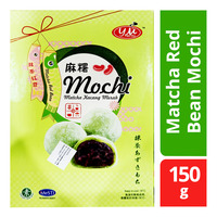 YM Pastry Mochi - Matcha Red Bean