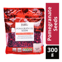 Tesco Frozen Pomegranate Seeds