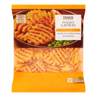 Tesco Potato Lattices