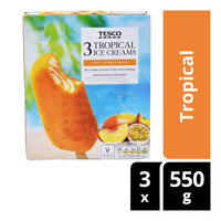 Tesco Ice Cream - Tropical