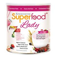 Kinohimitsu Superfood+ Drink Powder - Lady