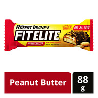Fitelite Whey Protein Baked Bar - Peanut Butter