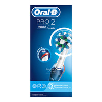 Oral-B Electric Toothbrush - Pro 2000 Ultra Thin