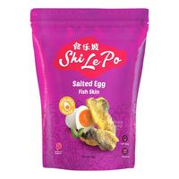 Shi Le Po Salted Egg Fish Skin - Small
