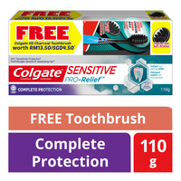 Colgate Sensitive Pro-Relief Toothpaste - Complete Protection