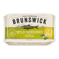 Brunswick Wild Sardines - Soya Oil